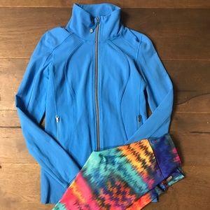 EUC Lululemon Asana Jacket S with free leggings